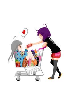 shopping_cart_by_iris_zeible